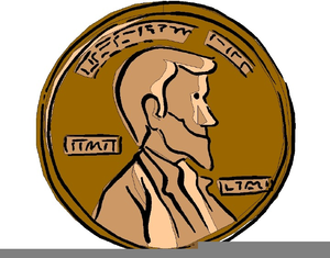pennies for patients clipart free images at clker com vector rh clker com pennies from heaven clipart pennies clipart images