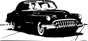 Old Car Clip Art