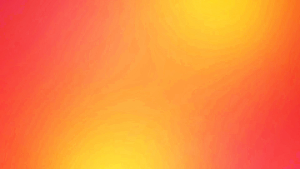 Pink And Yellow Gradient Abstract Wallpaper