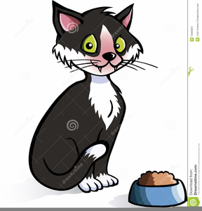 Free Cartoon Pet Food Clipart Image