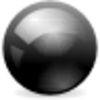 Black Ball Image