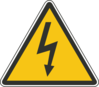 Danger Overhead Cables Clip Art