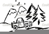 Jeep Clipart Black And White Image