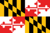 Flag Of Maryland Clip Art