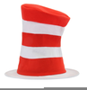 Free Cat In The Hat Clipart Image