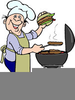 Free Bbq Chef Clipart Image