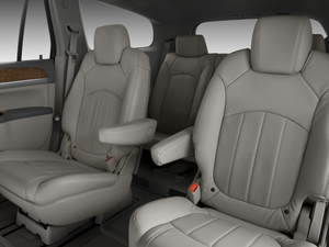 Buick Enclave Cx Awd Interior Rearseat Image