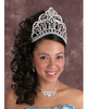 Quinceanera Tiara Hairstyles Image