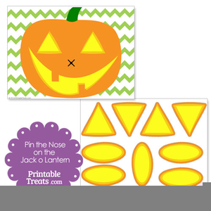 pumpkin nose template  Pumpkin Nose Template   Free Images at Clker.com - vector ...