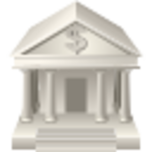 Bank Icon Image