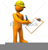Quality Inspection Clipart Image