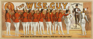 The Wise Guy Image