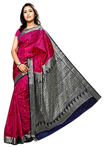 Indian Silk Saree Image