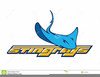 Animated Swimming Fish Clipart Image