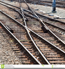 Train Tracks Clipart Image