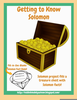 Treasure Chest Children Clipart Image