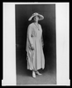[florence Deakins Becker, Full-length Portrait, Facing Front]  / Langfier  Ltd. Image