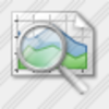 Icon Profile Graph Search Image