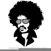 Free Afro Hair Clipart Image