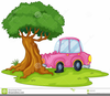 Wrecked Car Clipart Image
