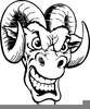 Ram Clipart Free Image