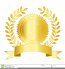 Gold Seal Of Approval Clipart Image