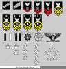 Rank Insignia Clipart Image