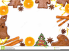 Free Clipart Gingerbread Man Image