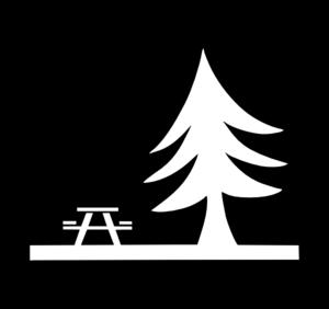 picnic symbol clip art at clkercom vector clip art