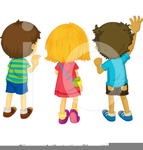 Free Clipart Saying Goodbye Free Images At Clkercom Vector Clip