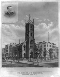 St. Teresa S Church, New York Image
