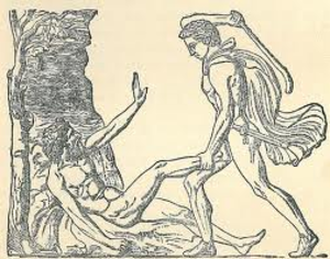 Theseus And St Image