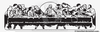 Clipart Of Last Supper Image