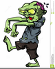 Rob Zombie Clipart Image