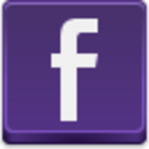 Facebook - Dark Icon Image