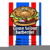Free Clipart Bbq Party Image