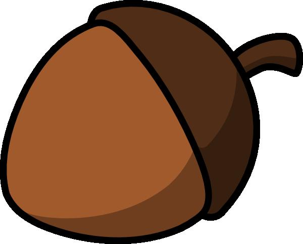 acorn clip art at clker com vector clip art online royalty free rh clker com acorn clip art templates printable acorn clipart black and white