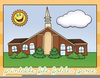 Lds Church Building Clipart Image