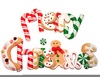 Christmas Holly Clipart Free Image