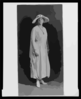 [florence Deakins Becker, Full-length Portrait, Facing Front]  / Langfier  Ltd. Clip Art