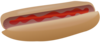 Cwt Hot Dog With Ketchup Image