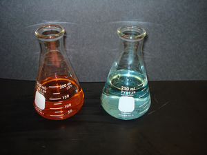Glass Flasks Image
