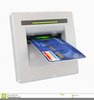 Credit Card Machine Clipart Image