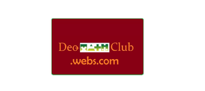 Deo Math Club Website Image