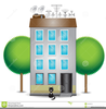 Free Clipart Apartment Building Image