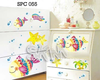 Wall Sticker Ikan Image