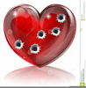 Be Mine Heart Clipart Image
