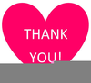 Free Thank You Cliparts Image