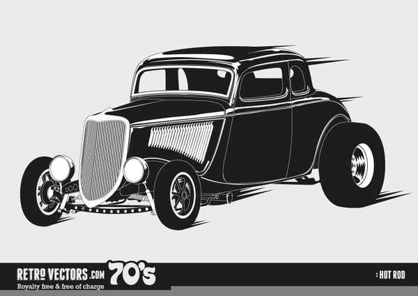 Hot Rod Clipart Free Download Free Images At Clker Com