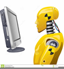 Crash Test Dummies Clipart Image